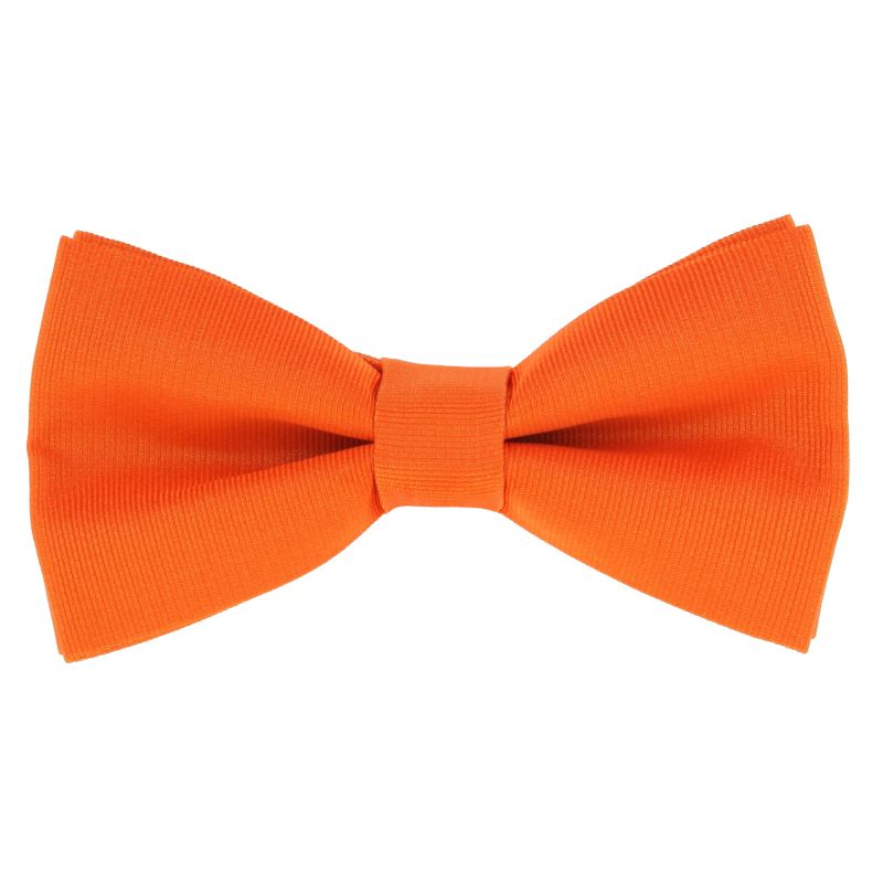 Noeud papillon orange - Côme