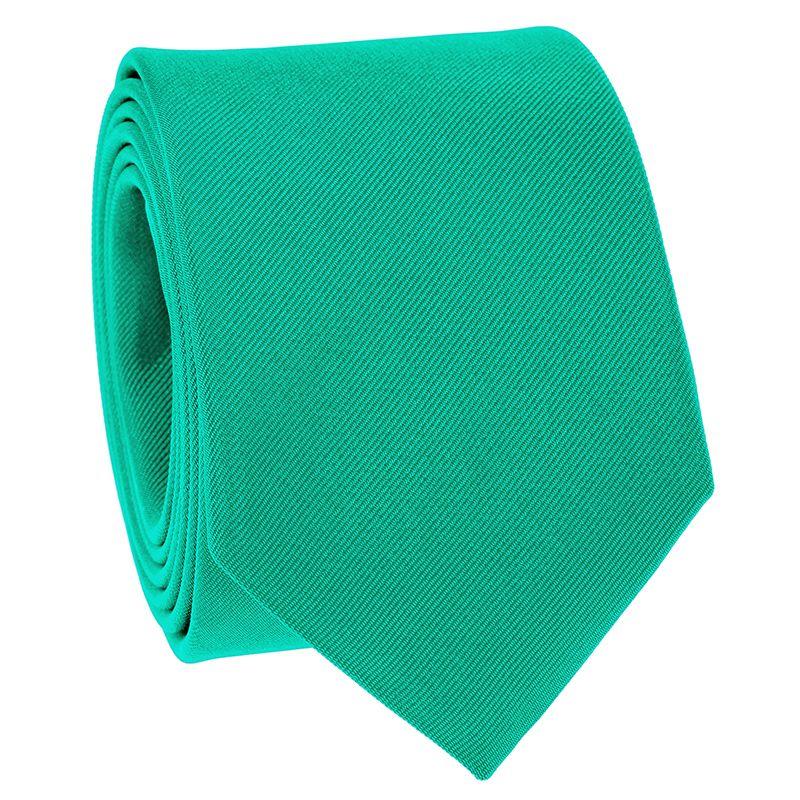 Cravate vert émeraude - Côme