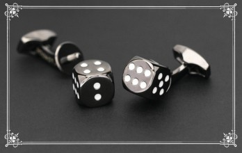 Real Dice Gunmetal