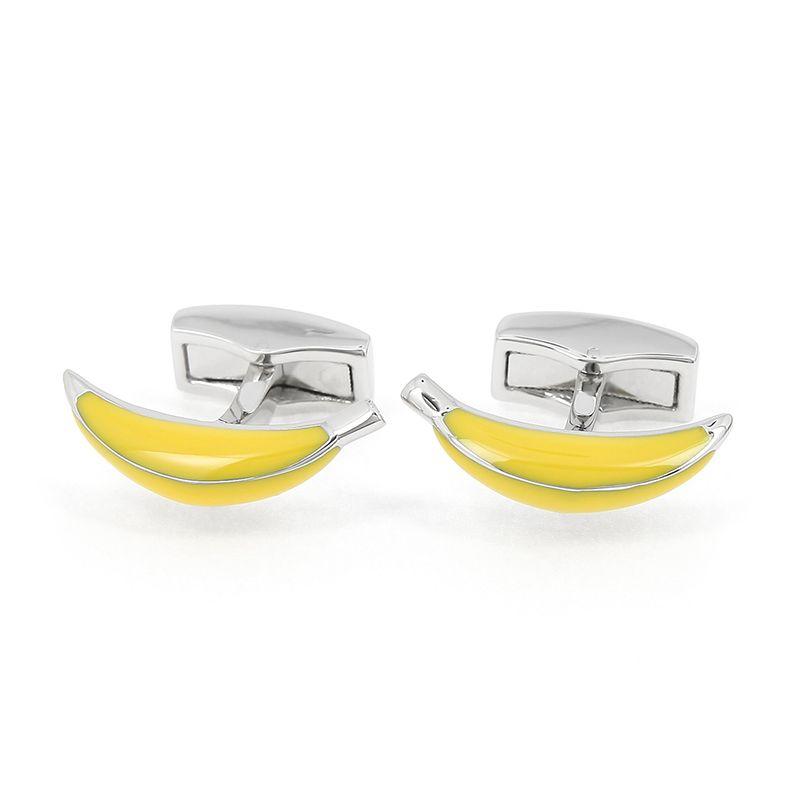 Boutons de manchette banane - Underground