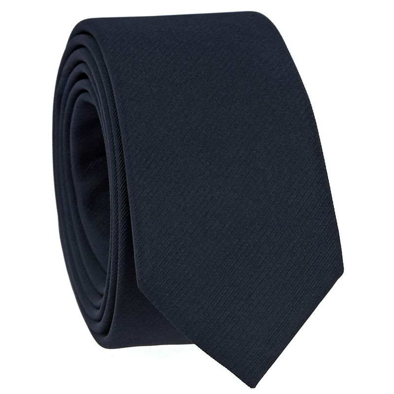 Cravate Slim Bleu Marine - Côme