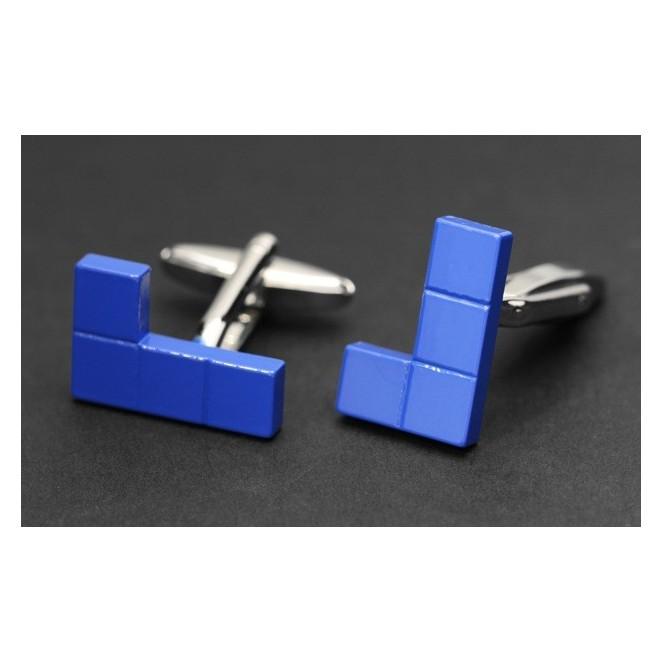 Tetris bleu