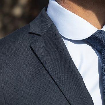 Le costume 365 - Prince-de-galles bleu ardoise