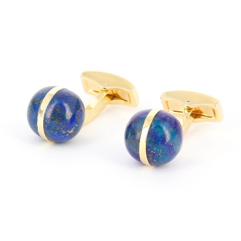 Bdm Saturne Lapis Lazuli Or