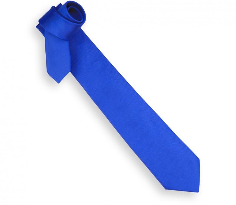 cravate bleu majorelle milan ii la maison de la cravate. Black Bedroom Furniture Sets. Home Design Ideas