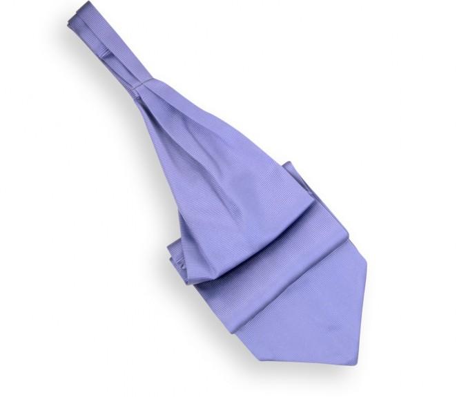 Ascot lavalli re bleu lavande ascot iii la maison de - La maison de la cravate ...