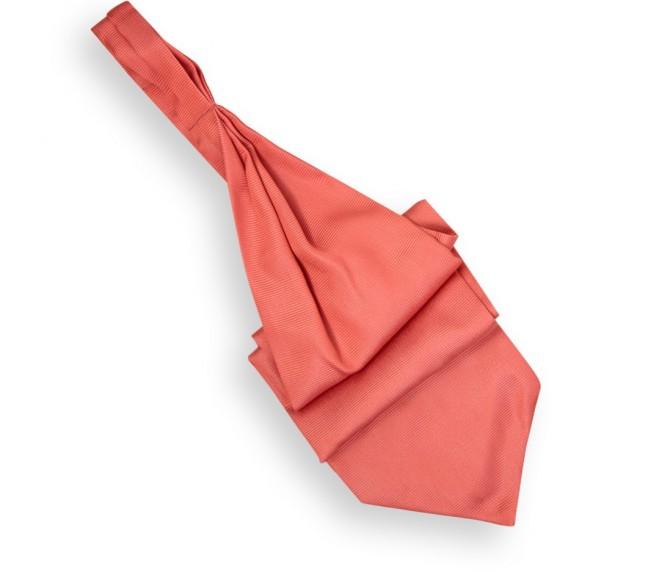Ascot lavalli re corail ascot iii la maison de la - La maison de la cravate ...