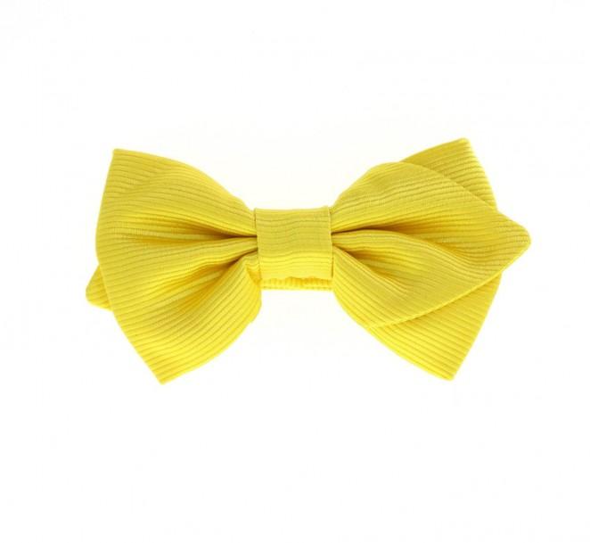 N ud papillon jaune tilbury ii la maison de la cravate - La maison de la cravate ...