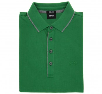 Polo Hugo Boss vert regular fit