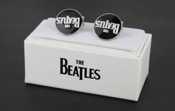 Boutons de manchette The Beatles: The Beatles