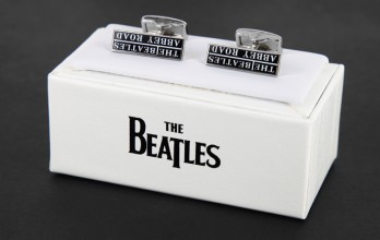 Boutons de manchette The Beatles: Abbey Road