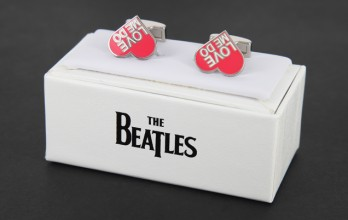 Boutons de manchette The Beatles: Love Me Do