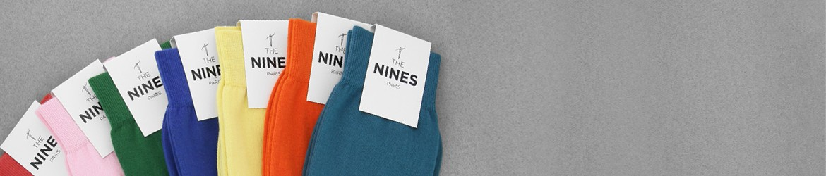 Roses The Nines Chaussetier Chaussettes Le DbH29WIYeE