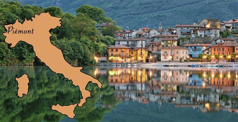 Piémont lac majeur italie