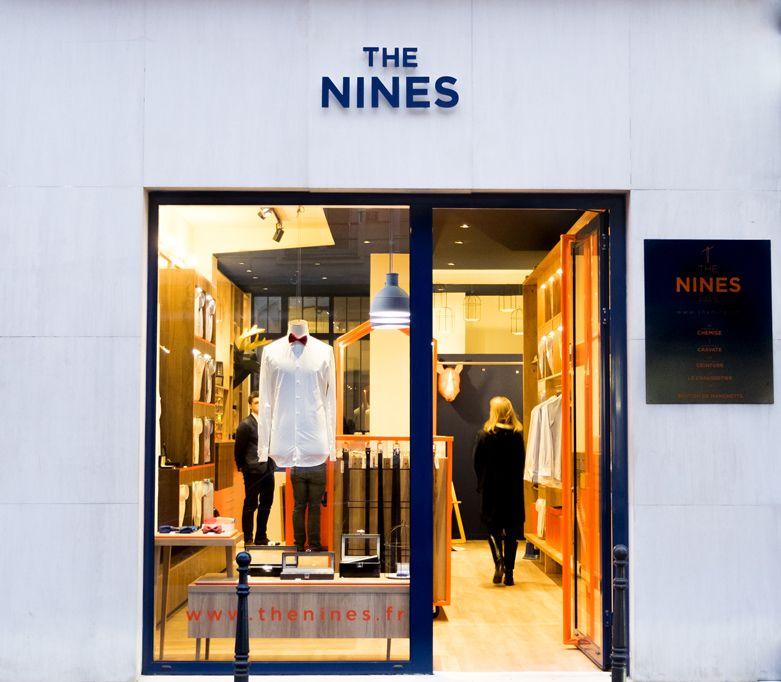 47f75adaffa3b Ouverture de la nouvelle boutique THE NINES