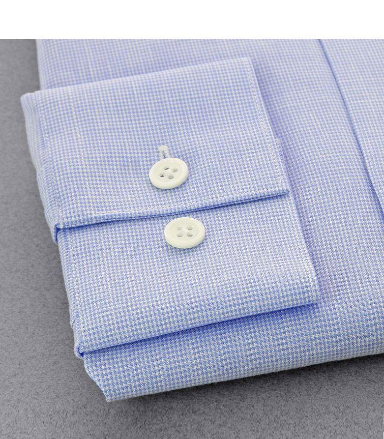 Ascolite buttons - horizontal buttonholes