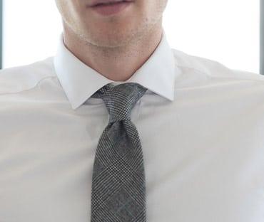 sea island shirt shark collar
