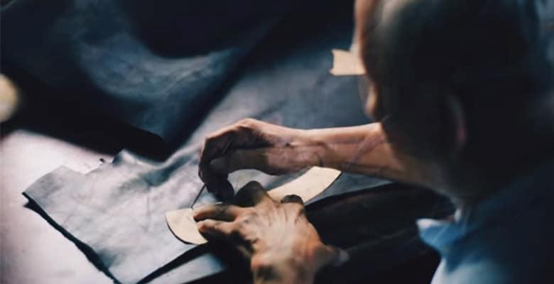 Découpage du cuir