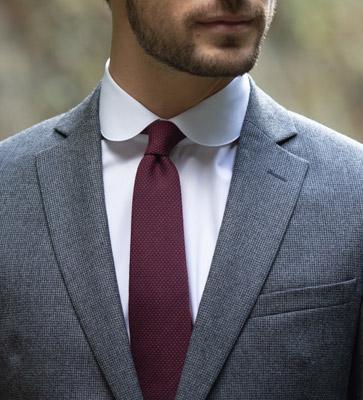club-collar-shirt