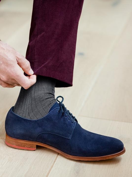 Guide des chaussettes