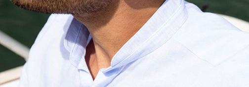 chemise col mao