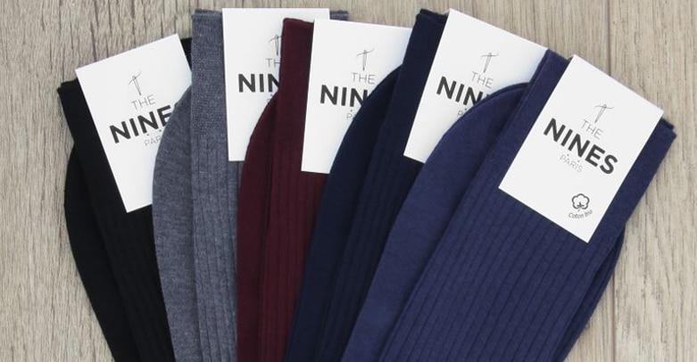 Les chaussettes coton du nil bio