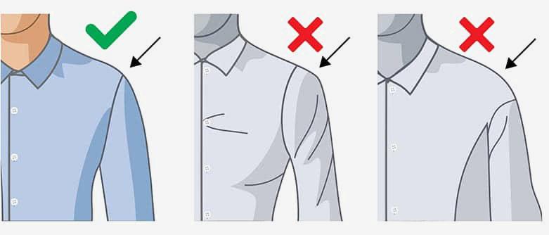 Guide de la chemise - règles