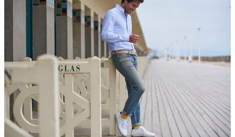 Porter des chaussettes avec élégance