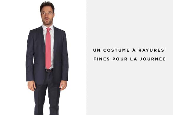 costume homme paris