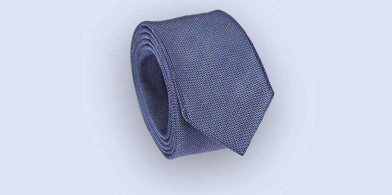 Cravates grenadine de soie