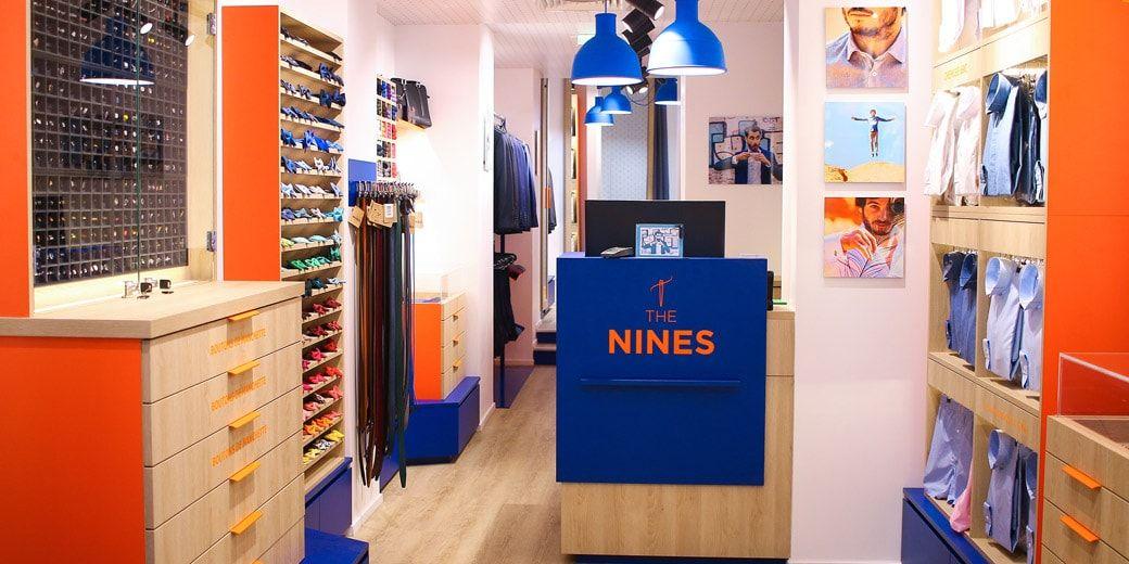 The Nines   vêtements et accessoires homme élégant d3d5be93514
