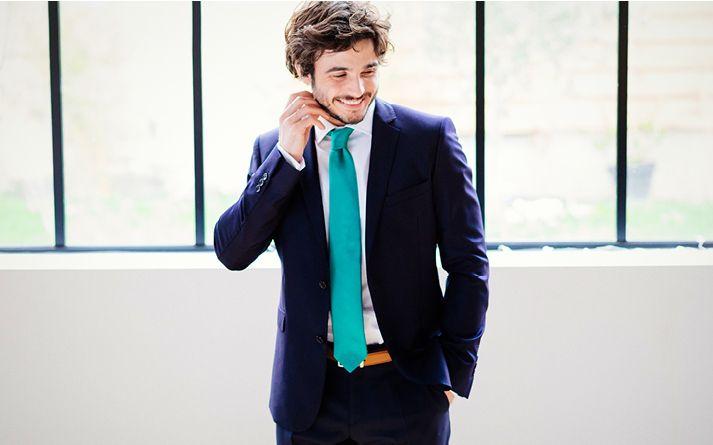 cravate-verte