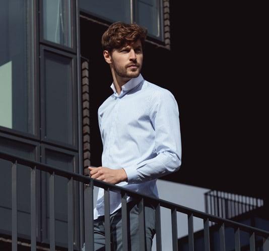 guide de la chemise homme