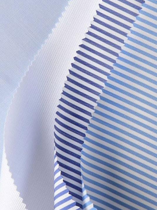 Guide de la chemise homme tissus