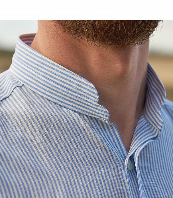 Chemise Reda Active merinos lin activewear
