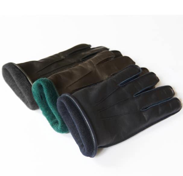 gants tactiles homme