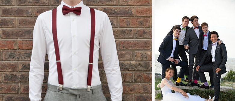 cravates mariage