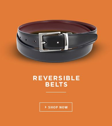 reversible belts