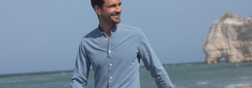 chemise popeline