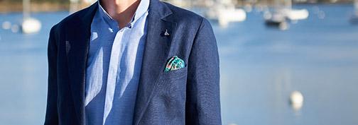 veste-en-lin-bleu-marine