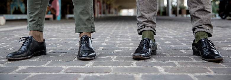 Comment porter des chaussures sans chaussettes? L'Express