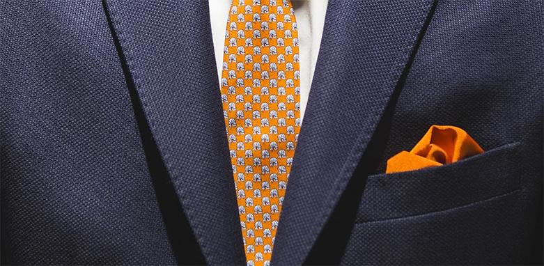 58ae9ab01b1e4 Assortir sa cravate à sa chemise - THE NINES