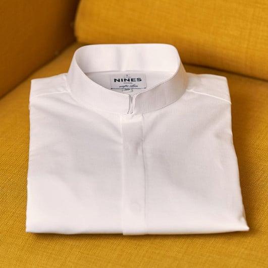 chemises popeline