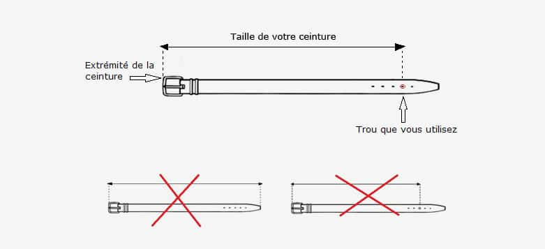 Guide des tailles - The Nines 0f28a3d9fef