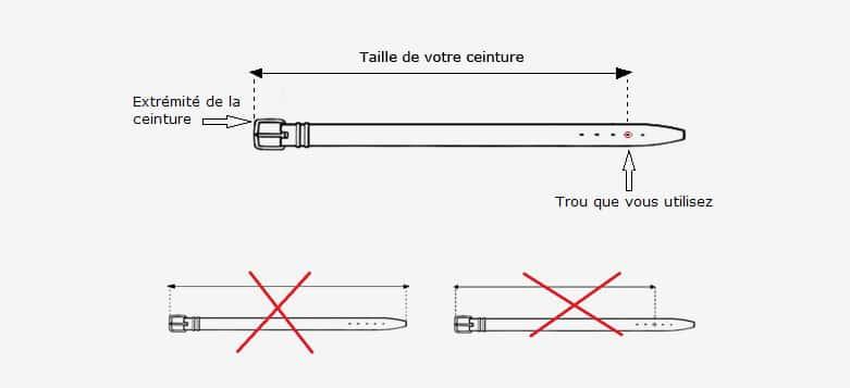 Guide des tailles - The Nines 7d31b8e13db