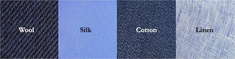 ties material